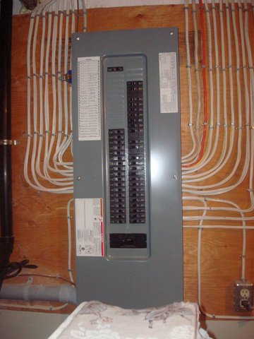 Amac Electric Service Panel Upgrades